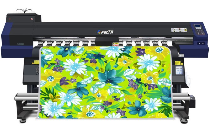 Problems about Fedar sublimation printer Maintop