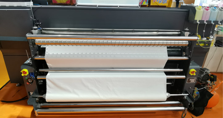 1862E-FEDAR Belt direct textile printer