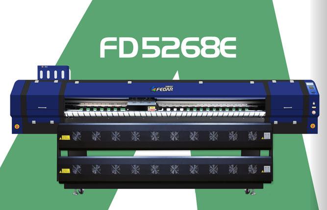 Fedar Textile Printer Machine