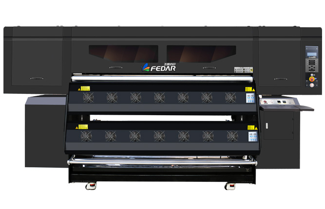 Fedar Direct Textile Printing Machine