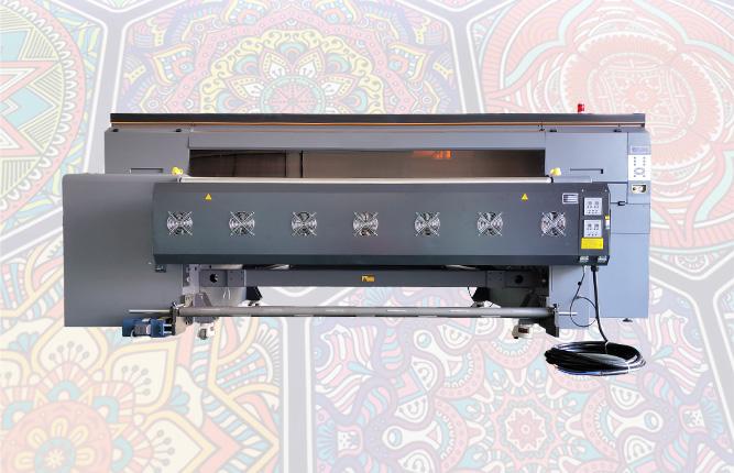 Advantages of Direct Textile Printer