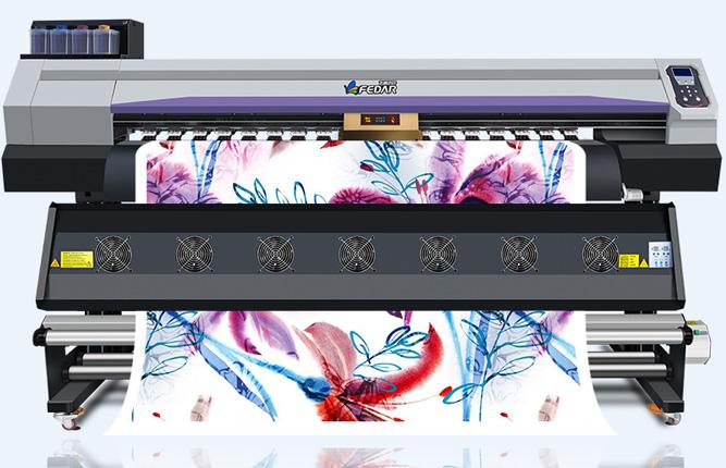 Nozzle Damage Affect Usage Fedar Heat Transfer Paper Printer