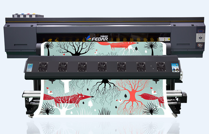 Fedar Heat Transfer Paper Printer