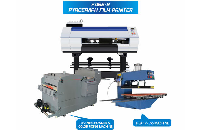 High Temperature of Fedar Heat Transfer Printer Affects Printing Effect