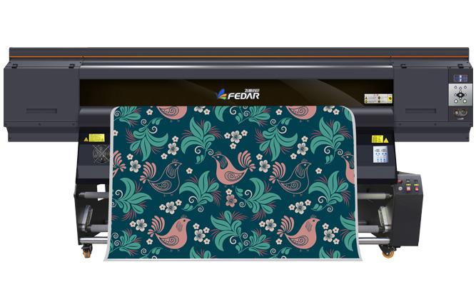 Fedar Inkjet T Shirt Printer Rubbing Paper Fault