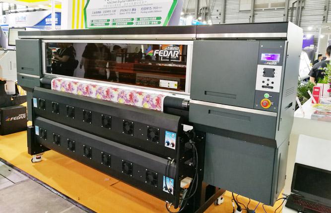 Heater of Fedar Heat Transfer Printer Winter