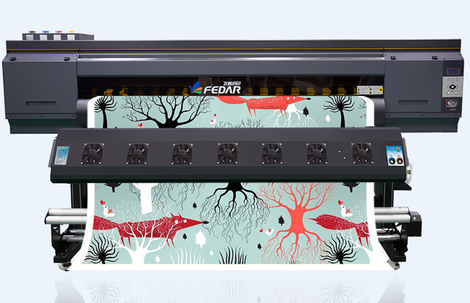 Install Fedar Sublimation Printer Driver