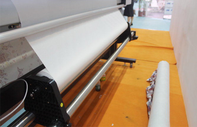 Paper Jam of Fedar Sublimation Printer