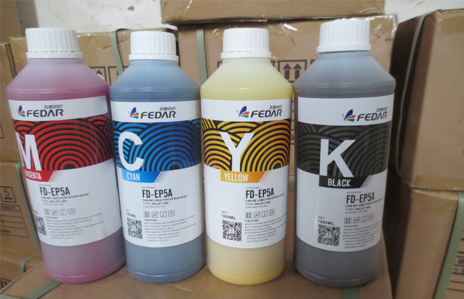 Fedar Sublimation Printer Ink Selectio