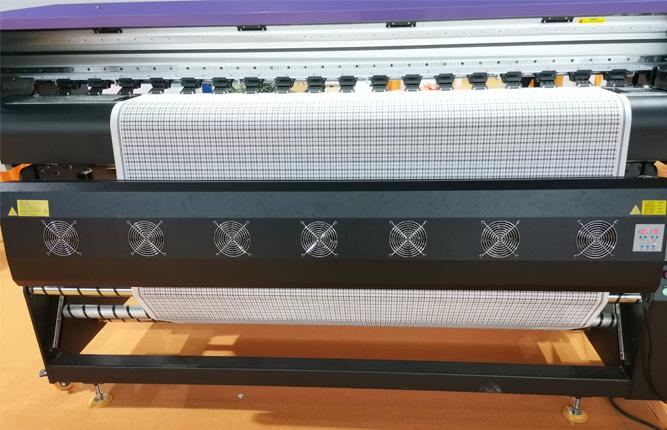 Factors Affect Drying Fedar Sublimation Printer Picture