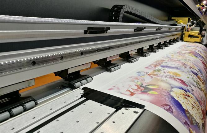 Fedar Sublimation Printer Suction Fan Platform