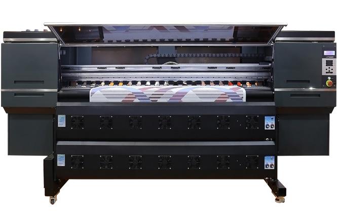 Working Efficiency Fedar Sublimation Printer