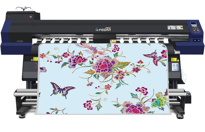 Fedar Subliamtion Printer