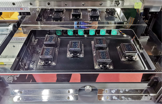 Fedar Sublimation Printer Maintenance