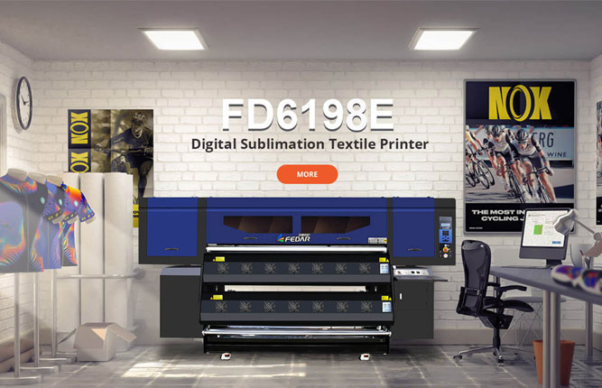 Fedar Sublimaiton Printer