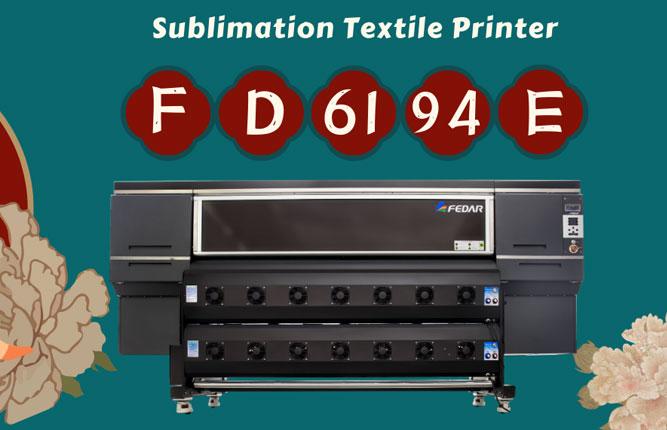Fedar Sublimation Printer