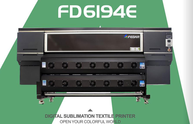 Fedar Sublimation Printer