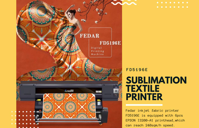 Sublimation Fabric Printer