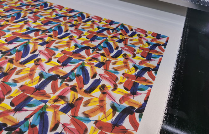 Fedar Fabric Printer