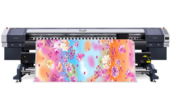 Sublimation Textile Printer