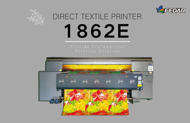 Inkjet Textile Printer