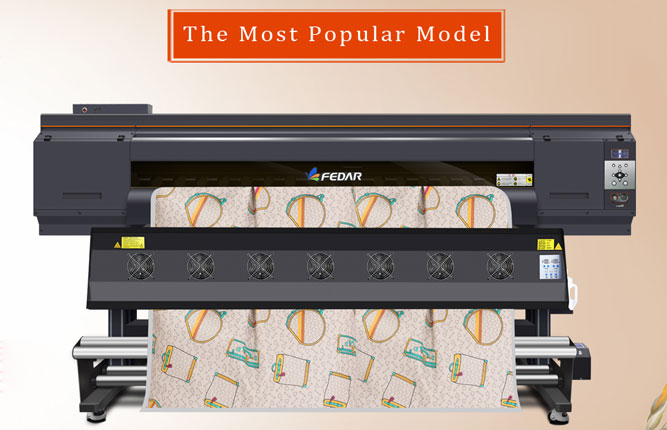 Fedar Sublimation Printing Machine