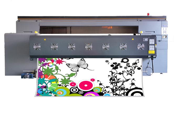 Heat Transfer Digital Printing Machine