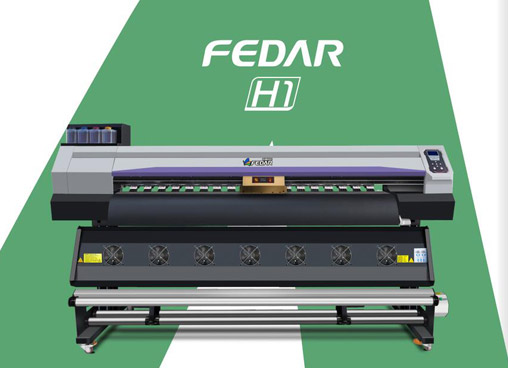 Fedar Transfer Paper Printer Machine