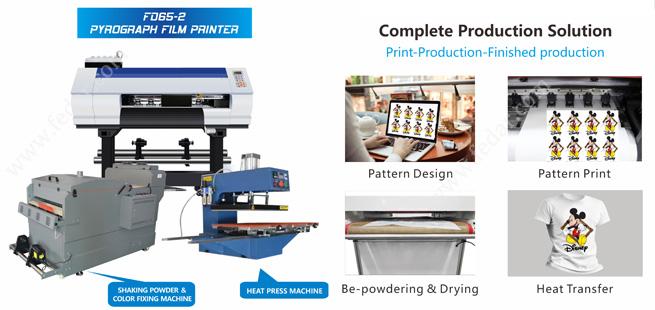 FD65-2 Water Based Pigment Printer